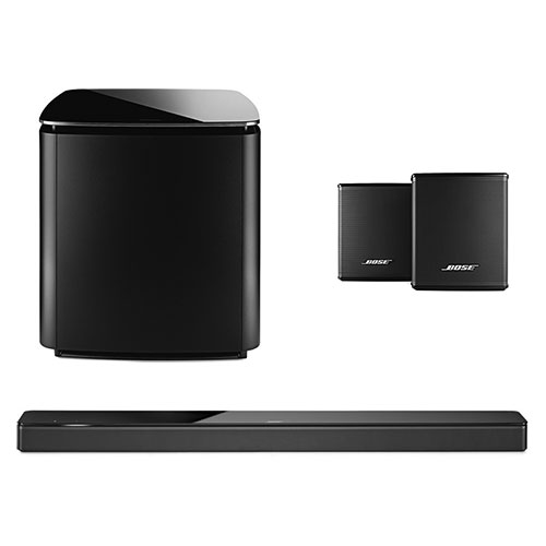 Loa Bose Soundbar 700 Full Option