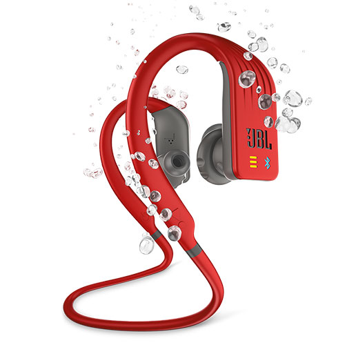Tai nghe JBL Endurance DIVE Red